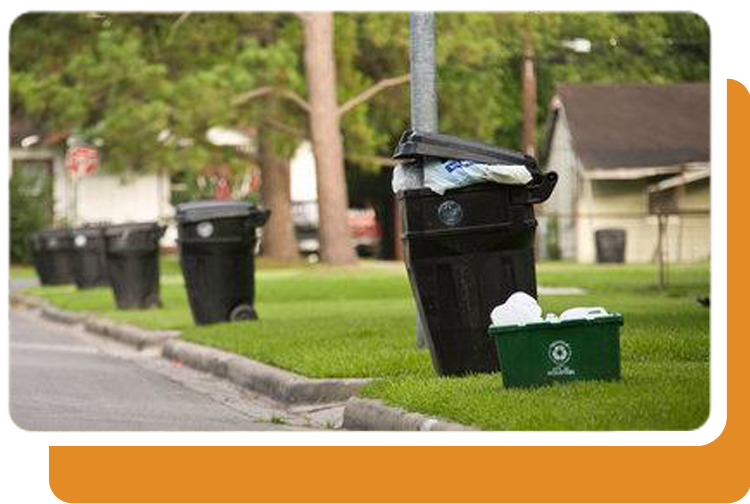 Reminder: Tecumseh Now Requires Use of Hard-Sided Waste Containers