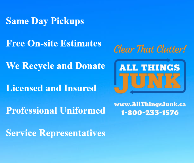 WHEN TO HIRE A JUNK REMOVAL COMPANY